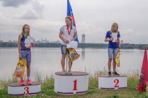 Фестиваль лыжероллерных дисциплин в парке «Москворецкий»