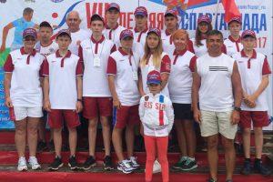 VIII Спартакиада учащихся и Первенство России до 19 лет