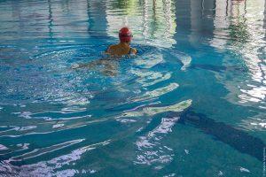 Спасение утопающего на воде